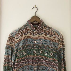 Tribal Longsleeve shirt